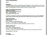 Engineer Resume 5 Years Experience I Have More Than 5 Years Of Experience Resume Page 1