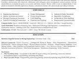 Engineer Resume Canada top Geology Resume Templates Samples