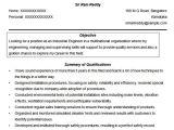 Engineer Resume Career Objective 61 Resume Objectives Pdf Doc Free Premium Templates