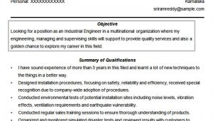 Engineer Resume Career Objective 61 Resume Objectives Pdf Doc Free Premium Templates