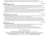 Engineer Resume Content System Engineer Resume