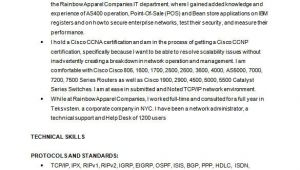 Engineer Resume Doc 6 Network Engineer Resume Templates Psd Doc Pdf
