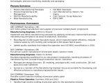 Engineer Resume Doc Manufacturing Engineer Resume Template Beconchina