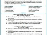 Engineer Resume Doc Over 10000 Cv and Resume Samples with Free Download Civil