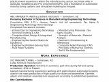 Engineer Resume Entry Level Sample Resume for An Entry Level Design Engineer Monster Com