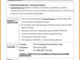 Engineer Resume format 2018 9 Curriculum Vitae Examples for Engineers theorynpractice