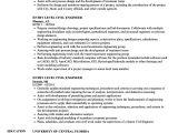 Engineer Resume Music Civil Engineering Entry Level