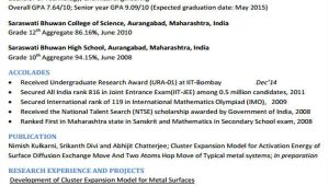 Engineer Resume New Graduate 20 Engineering Resume Templates In Pdf Free Premium