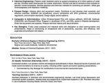 Engineer Resume New Graduate Recent Graduate Professional Resume Examples Resume