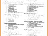 Engineer Resume Qualities 9 Cv Personal attributes theorynpractice