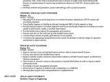 Engineer Resume Qualities Field Quality Engineer Resume Samples Velvet Jobs