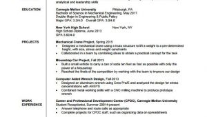 Engineer Resume Sample Pdf Resume Template for Fresher 10 Free Word Excel Pdf