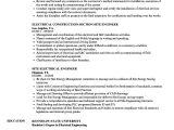 Engineer Resume Website Electrical Site Engineer Resume Samples Velvet Jobs