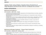 Engineer Resume with Experience Mechanical Engineer Resume Samples Qwikresume