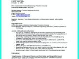 Engineer Resume with Experience the Perfect Computer Engineering Resume Sample to Get Job soon