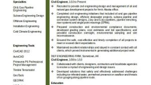 Engineer Resume Word Template 20 Civil Engineer Resume Templates Pdf Doc Free