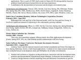 Engineer Resume Zone Senior Developer Resume Cover Letter Samples Cover