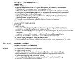 Engineering Graduate Resume Graduate Civil Engineer Resume Samples Velvet Jobs