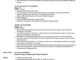 Engineering Graduate Resume Modern Engineering Resumes World Of Reference