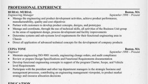 Engineering Manager Resume Sample Resume October 2014