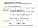 Engineering Resume Examples 2018 9 Curriculum Vitae Examples for Engineers theorynpractice
