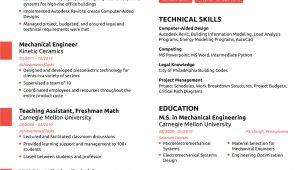 Engineering Resume format Engineering Resume 2019 Example Full Guide