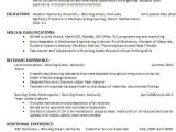 Engineering Resume Pdf 25 Best Engineering Resume Templates Pdf Doc Free