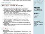 Engineering Resume Pdf Civil Engineer Resume Samples Qwikresume
