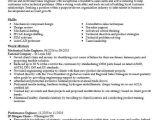 Engineering Resume Summary Mechanical Sales Engineer Resume Sample Livecareer