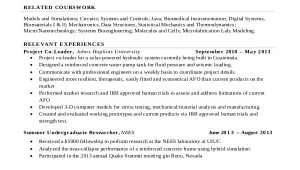 Engineering Resume Templates 17 Engineering Resume Templates Pdf Doc Free