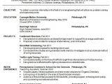 Engineering Resume Templates Word Free 6 Sample Civil Engineer Resume Templates In Free