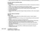 Engineering Resume Writing Service Security Service Engineer Resume Samples Velvet Jobs