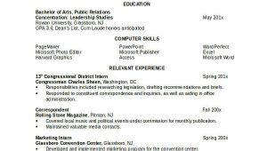 Engineering Student Resume format Word Resume In Word Template 24 Free Word Pdf Documents