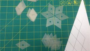 English Paper Piecing Templates Plastic Chucklemops Make Your Own Templates for English Paper Piecing