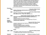 English Resume format Word 7 English Resume format On Microsoft Word Penn Working