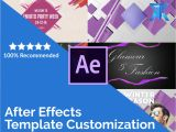 Envato Ae Templates after Effects Video Template Customization and Rendering