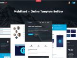 Envato Email Templates Mobilized Responsive App Email Template by Dynamicxx On