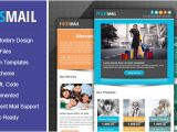 Envato Email Templates Piscesmail Email Newsletter Template by Pophonic
