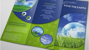 Environment Brochure Template 10 Brilliant Environmental Energy Brochures to Inspire
