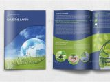 Environment Brochure Template Environment Eco Brochure Bundle Template by Owpictures