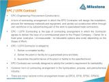 Epcm Contract Template Epc Lstk Standard Contract forms