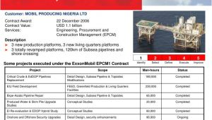 Epcm Contract Template Ppt Deltaafrik S Success Story Local Execution