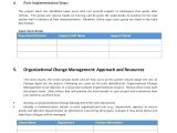 Erp Implementation Contract Template Implementation Plan Template Excel Free Erp Project oracle