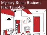 Escape Room Business Plan Template Mystery Room Escape Room Business Plan Black Box