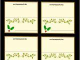 Escort Directory Template 9 Place Cards Template 6 Per Sheet Ottly Templatesz234