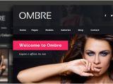 Escort Directory Template Ombre Model Agency Fashion HTML Template by Egemenerd