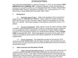 Escrow Contract Template Sample Escrow Agreement 10 Documents In Pdf Word