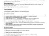 Events Manager Job Description Template 10 event Coordinator Job Description Samples Sample