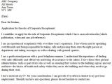 Example Of A Cover Letter for A Receptionist Corporate Receptionist Cover Letter Example Icover org Uk