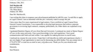 Example Of A Written Cover Letter Pre Written Cover Letter Apa Example